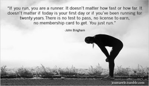 Thanks to GoneForaRun.com for this motivational quote!